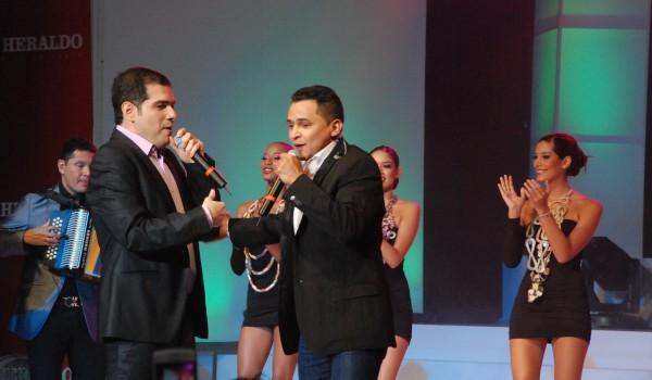 Peter Manjarres y Jorge Celedón - 2