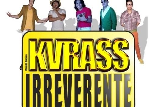 nuevo album de kvrass irreverente