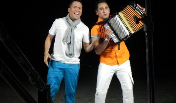 Detras de Cámara - Grabación Video 'Tan Solo Dilo' 07