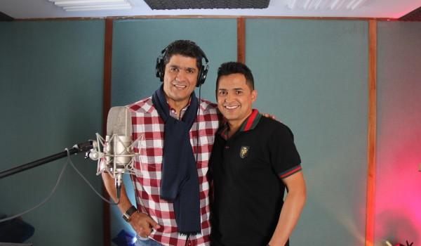 Eddy Herrera y Jorge Celed+¦n - 1